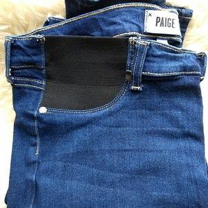 Paige Verdugo Ultra Skinny Maternity Jeans-31